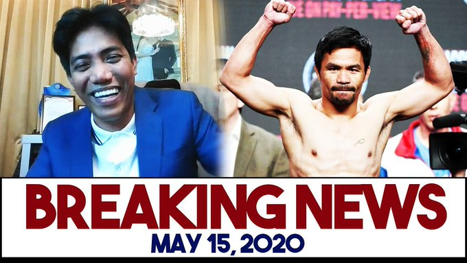 LATEST NEWS MAY 15, 2020: FRANCIS LEO MARCOS | MANNY PACQUIAO | FLM MAYAMAN CHALLENGE