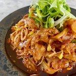 Image for the Tweet beginning: 本日20時から YouTubeアップするよー⤴️ 今回は大好評の 「10分でできる 韓国家庭料理シリーズ💫 これぞ本場の味! 絶品旨辛豚キムチ❣️」 です。 超簡単で美味しいので ぜひみて作ってね❣️ #コウケンテツ #kohkentetsukitchen #豚キムチ #10分でできる #簡単レシピ #韓国料理