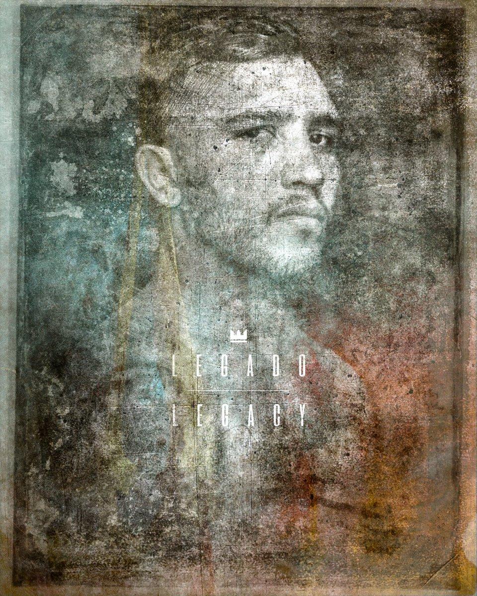 #MMATwitter Legado - #Legacy 🇨🇦🇧🇷 #mma #mmaart #digitalart #TheKing #portraitedit @thekingzenidim https://t.co/8z5CYNmshS