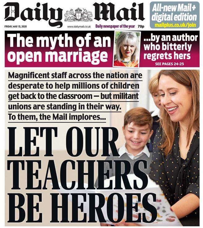 "ianVisits on Twitter: ""Compare the #DailyMail front cover photo ..."