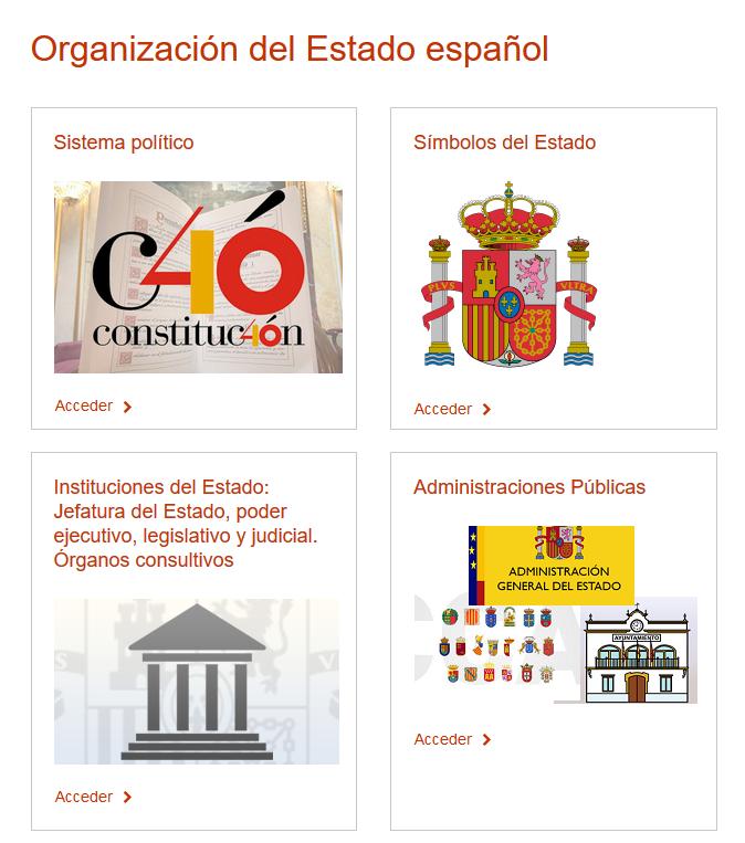 """Punto Acceso General على تويتر: """"¿Conoces cómo se organiza el Estado español?  Sistema político, #Instituciones del Estado, símbolos,  #AdministracionesPúblicas… En esta página tienes info al respecto 👇  https://t.co/PVadgINwGr… https://t.co/REtHSsC9sx"""""""