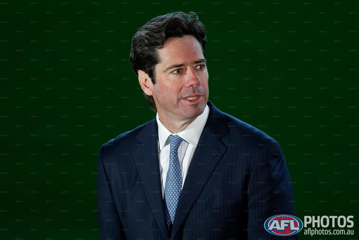 From the Toyota AFL Premiership Season fixture to hubs, player lists, flu shots, Covid-19 protocols and more.  CEO Gillon McLachlan speaks with https://t.co/D2sNuYZLFE's @barrettdamian on footy's restart.   🎥 WATCH: https://t.co/WhlqkaPo59 https://t.co/ZHtNMimWXF