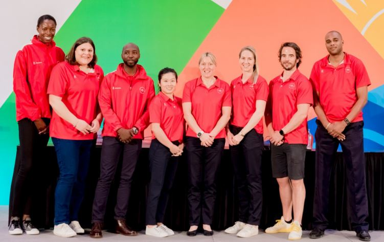 The CGF Athletes Advisory Commission have launched a new strategy to ensure the athletes' voice remains at the heart of Commonwealth Sports Movement decisions up to @birminghamcg22 and beyond…  https://t.co/YnlfM0sGfr https://t.co/HbdCR7zZMs