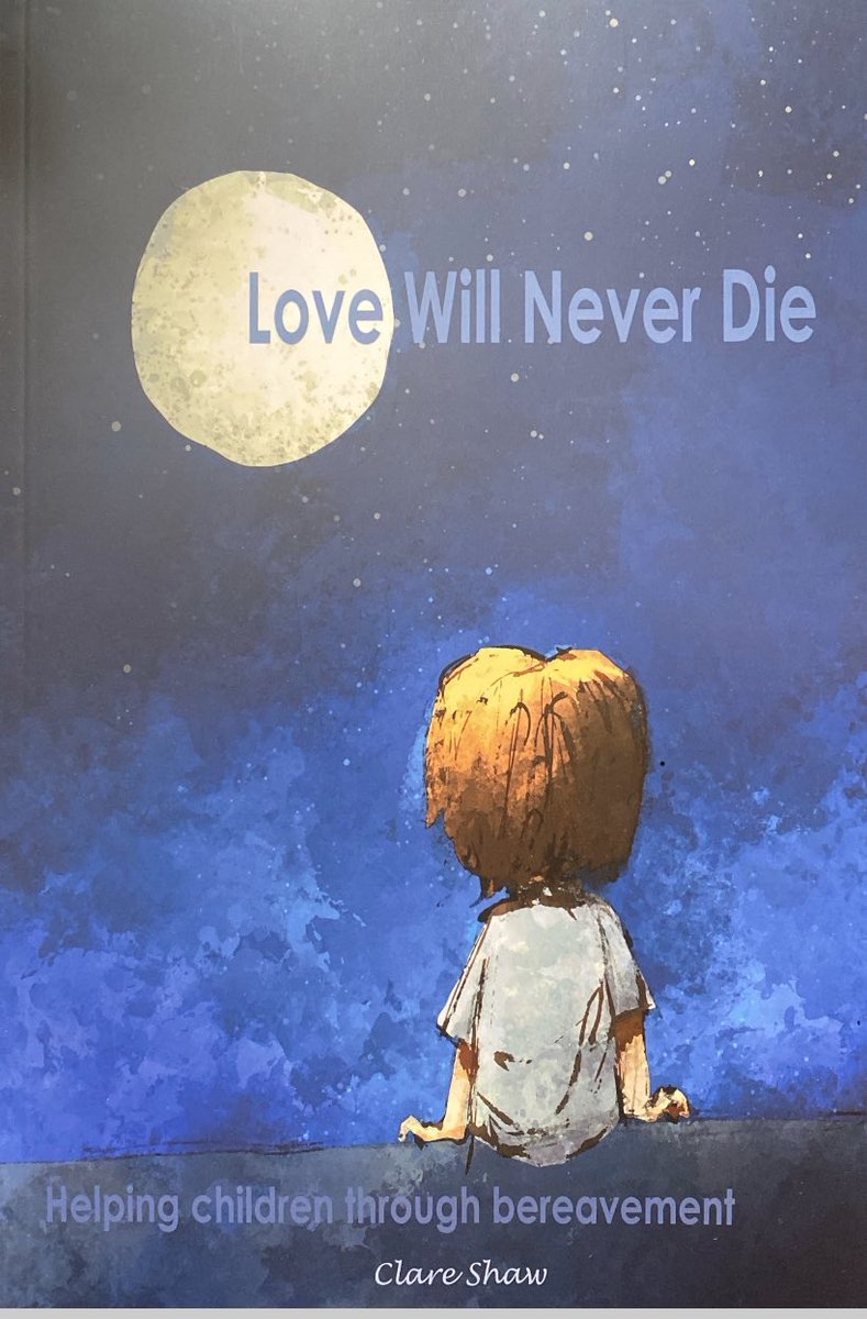 We will be adding this Clare Shaw @CSKidsBooks book too, a lovely interactive book for younger children. Our hearts and thoughts go out to all who are grieving ♥️