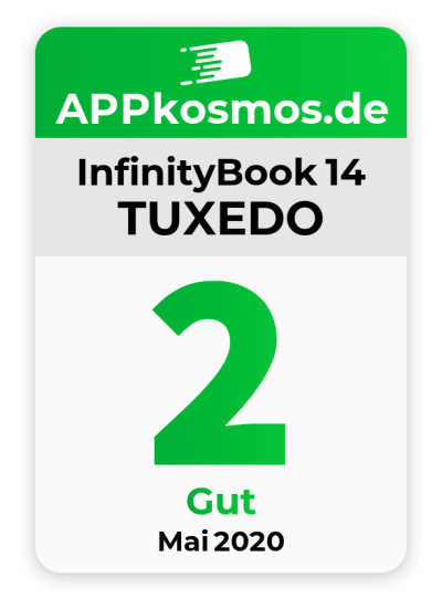 Tuxedo Computers On Twitter Appkosmos Has Taken And Evaluated Our Infinitybookpro14 The Infinitybook Pro 14 From Tuxedocomputers Is Definitely Worth A Look Let S Look At It That Way Too You Can