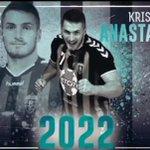 Image for the Tweet beginning: Kristijan Anastasovski a new gladiator