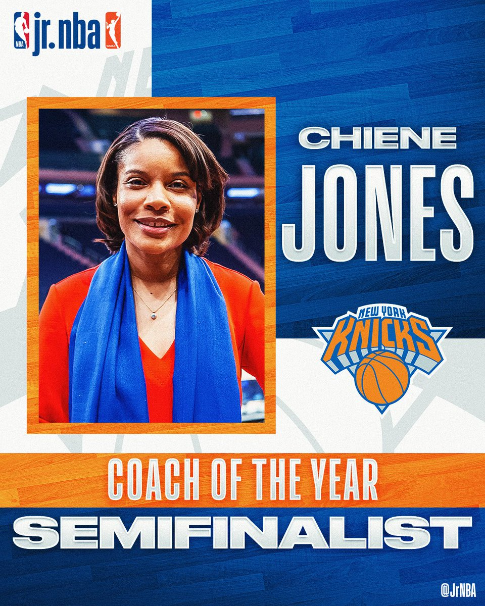 Don't Wait, Vote Now for Junior Knicks Coach of the Year presented by @HSpecialSurgery to become the 2020 Jr. NBA Coach of the Year. Tweet Now  #JRNBACOYNYK #Contest  And Don't miss todays Jr. NBA Conference!!! https://t.co/KmfZN9p8cR https://t.co/oB0MW5N2PS