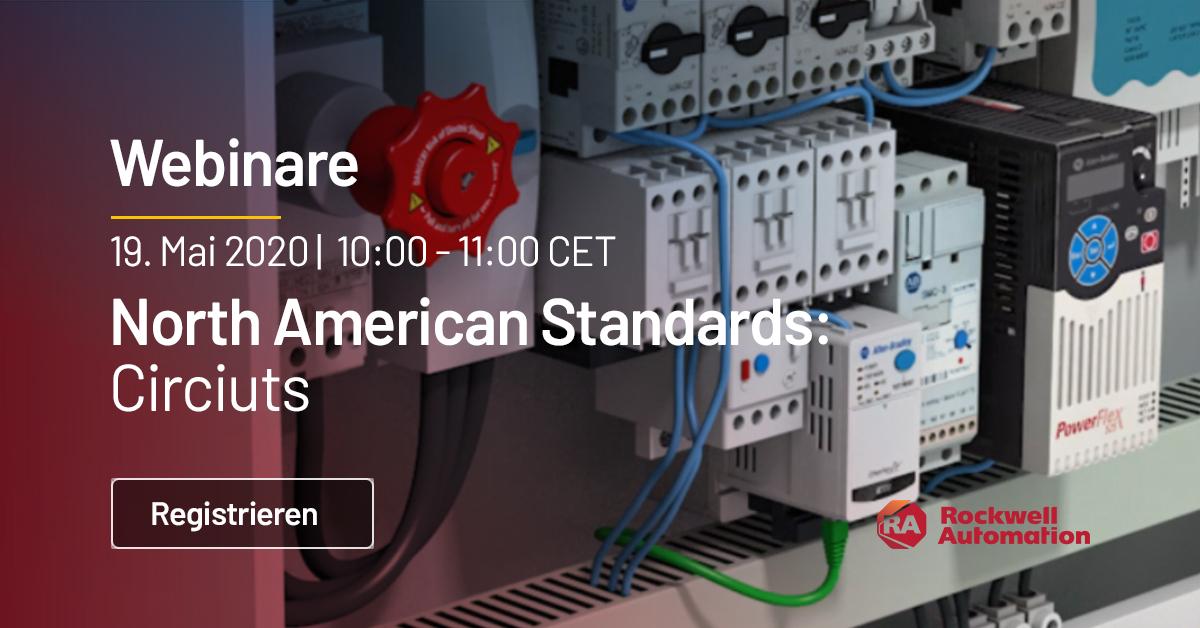 "Nicht verpassen: Teil 2 ""Feeder- & Branch-Circuits"" der North American Standards Reihe. Hier nmelden! #webinar    https://t.co/OskzmAqtRx https://t.co/yfSmMka1J8"