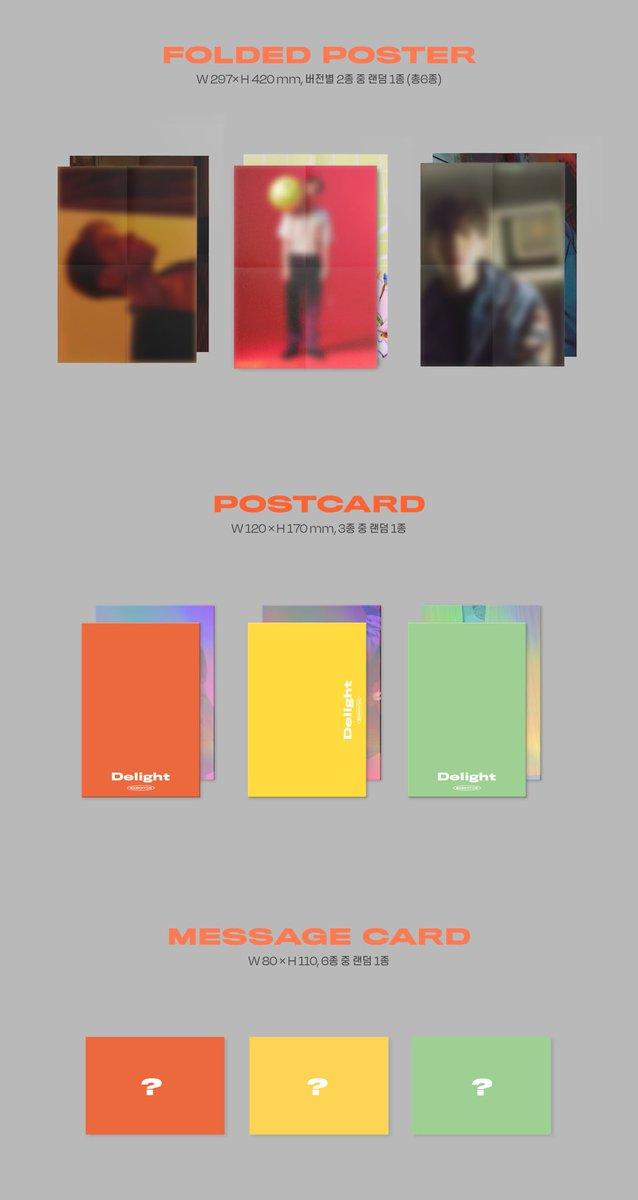 Exo On Twitter 백현 Baekhyun The 2nd Mini Album Delight