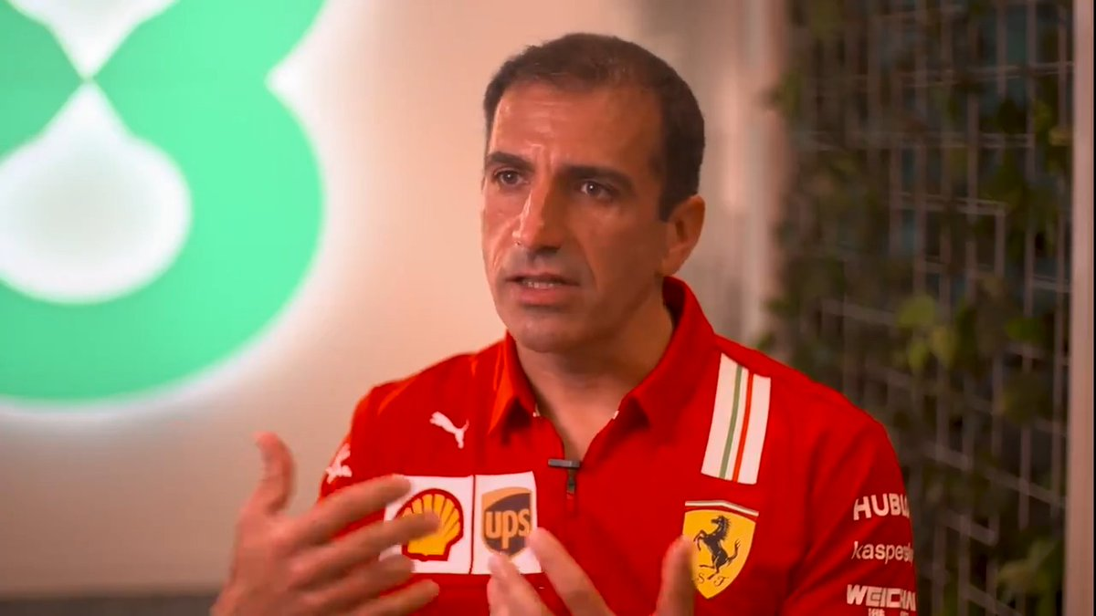 Behind every result there is the dedicated work of a whole team. This helps us achieve our most important objectives and makes us feel united, now more than ever. @Marc_Gene tells us the importance of teamwork  #essereFerrari @EightCap_FX