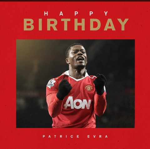 Happy 39th birthday legend Patrice evra. Keep loving the game