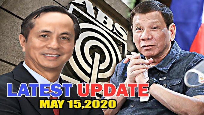 LATEST UPDATE NG PANGULONG DUTERTE AT ABS-CBN NGAYON -  (2020)