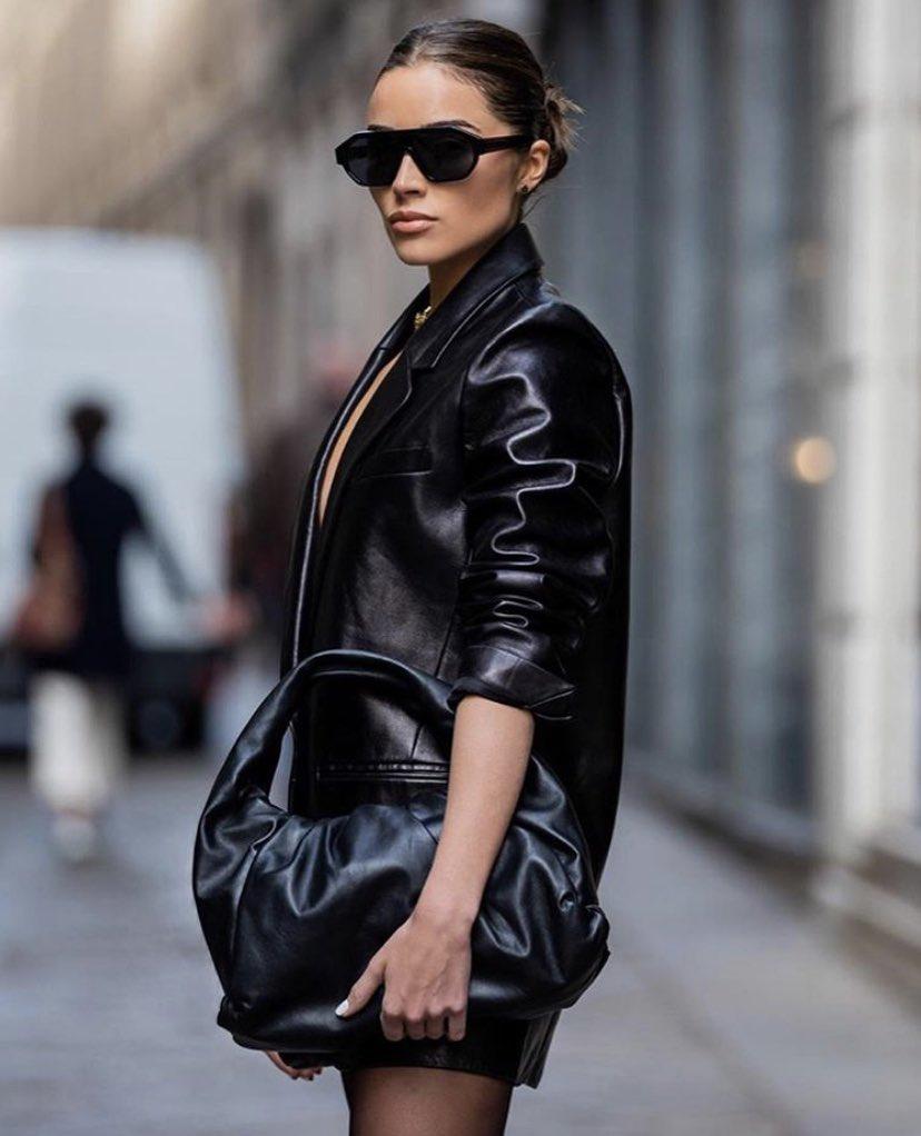 "#KarenWalker as worn • Olivia Culpo (Miss Universe 2012/ American Fashion Influencer) in ""Tribon"" sunglasses  Eyewear Distributed by @quad22_thailand  #sunglassses #eyewear #meneyewear #quad22 #quad22thailand #womeneyewear #KarenWalkerEyewear #missuniverse #missuniverse2012"