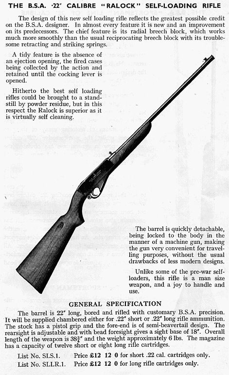 2/ This is because, before cycles, Birmingham Small Arms (BSA) used to make - you guessed it - guns!