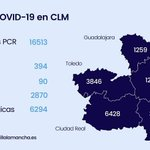 Image for the Tweet beginning: 📣 #LoEstamosConsiguiendo Datos Actualizados #15Mayo