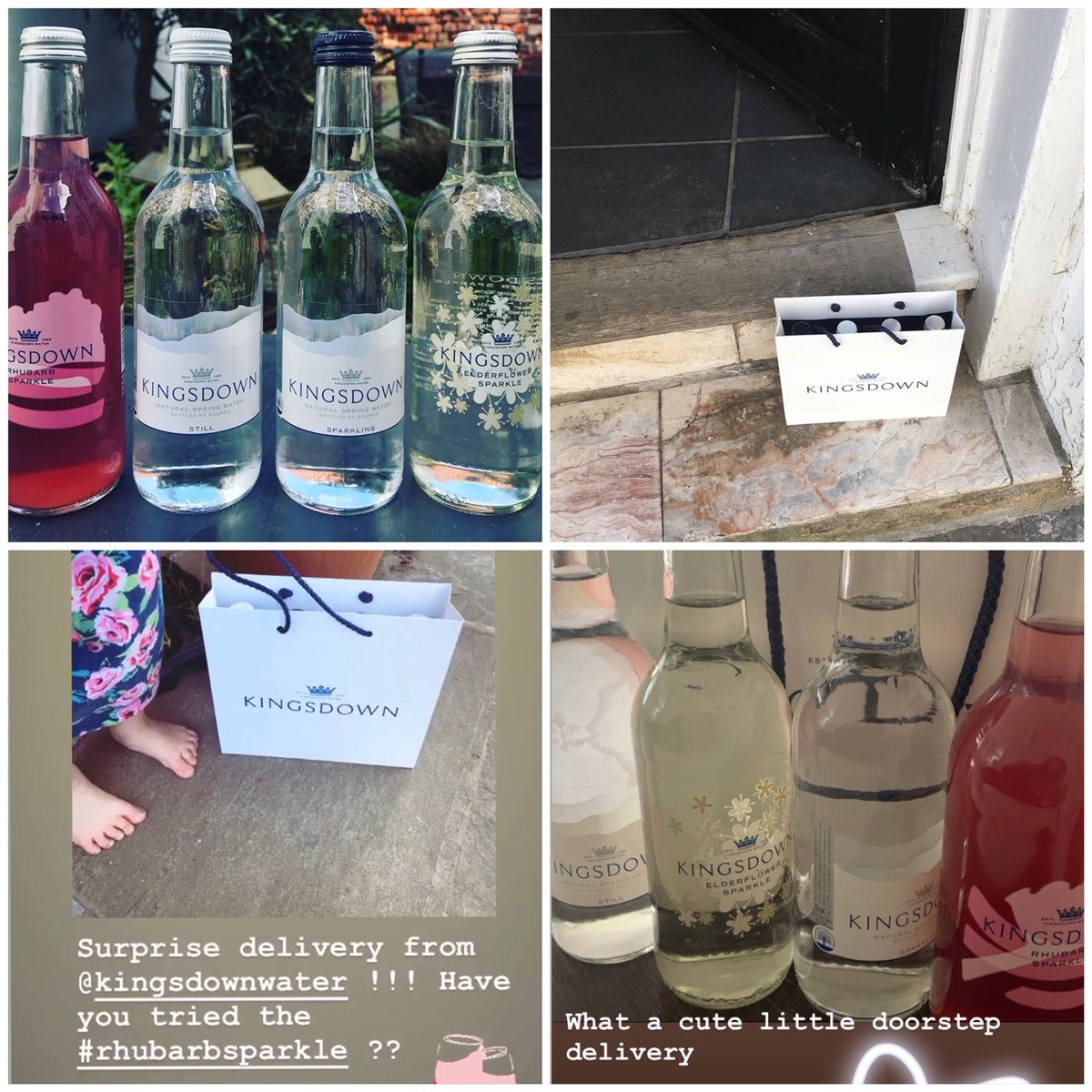 We have loved seeing your pictures of the tasters we've been delivering to local communities. The packs have been left on doorsteps to respect social distancing, the aim being to lift spirits through these very challenging times! #StaySafe #COVID19 #FridayFeeling #shoplocal https://t.co/m0SsZkK8rw