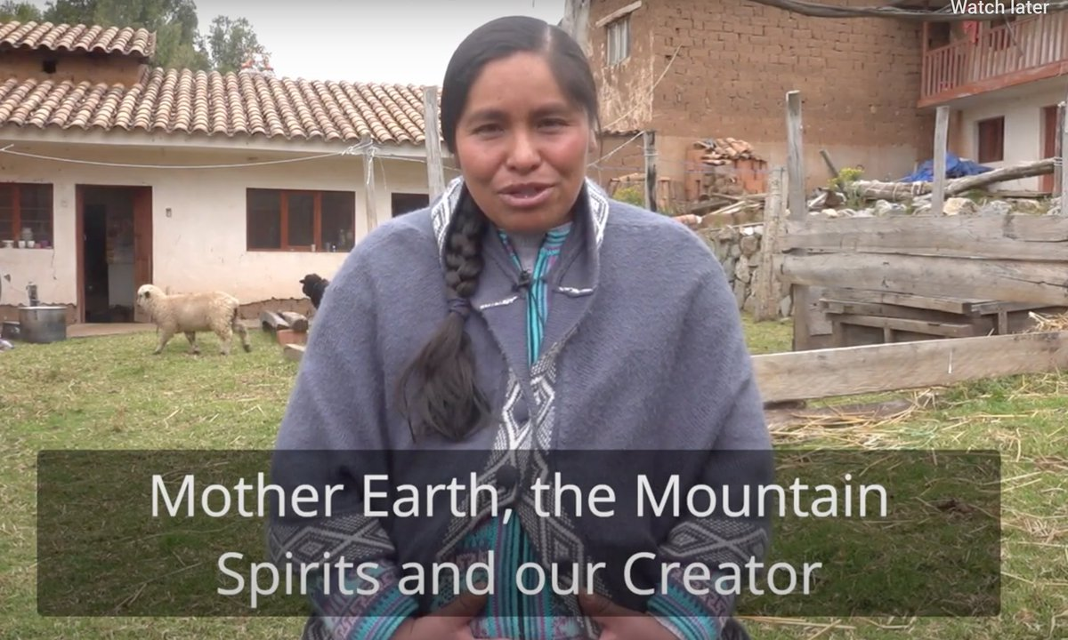 Join me in supporting a mother-to-be fighting to preserve mother earth and protect indigenous land in Cusco, Peru. Watch this beautiful short film by @JStack08 #SalvarPachamama #SaveMotherEarth, bit.ly/3fTtlbu