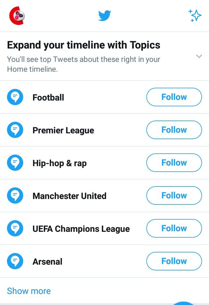Come on twitter, I dont even like Manchester United 😂😂