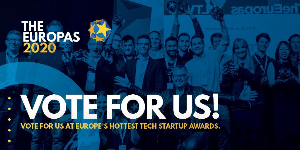 We're humbled to have been nominated in the 'Unicorn of the Year' category at @TheEuropas  Check out all the European #startups doing fantastic work and cast a vote for your favourite here  → https://t.co/41RuhgaH9h https://t.co/uLQGeuGS8l