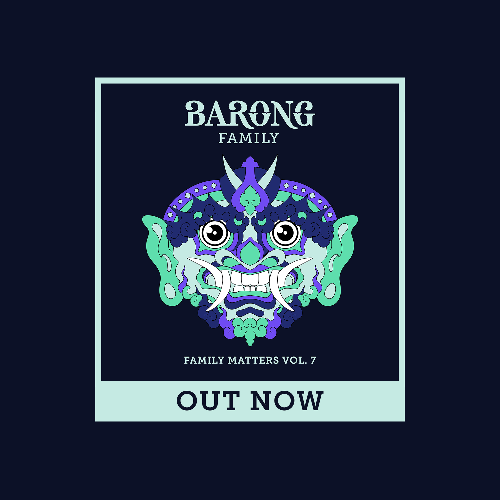 barong family on twitter happy release day family matters vol 7 out now get ready for the weekend and check out the brand new album https t co vzgoqqkad5 https t co qbebvro8c5 twitter