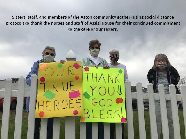 test Twitter Media - Read the Latest News from the Sisters of St. Francis.  See how our sisters are helping others during the Coronavirus outbreak, listen to our latest podcast, and learn how our social justice grants made a real difference with Zoe Empowers. https://t.co/jeI0qz1nxG https://t.co/jkcuDWbLzk