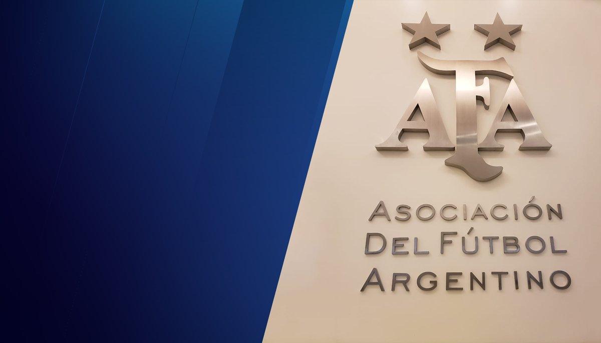 #Institucional La AFA y ATFA acordaron la extensión de contratos por seis meses bit.ly/2WAby1u