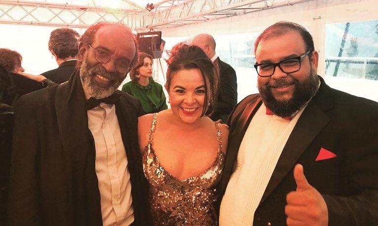 #bacurau #festivaldecannes2019 #prêmiodojúri #365dias #umanodepois #equipe #festividades #hardtimes #champanhe #alegria #amizades #amores #cinema #cultura #arte #jrblack #djurso #cannes #france https://t.co/E1mxogz9ln