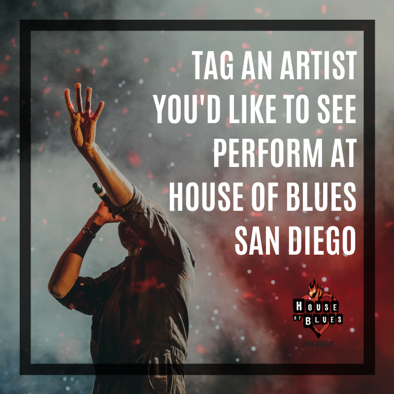 We want to hear you, San Diego! 📣 👇