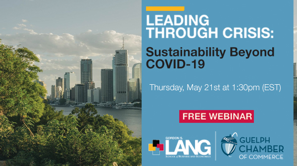 Next weeks webinar explores the critical questions related to sustainability after #COVID19 in the business environment. Join Chris Coulter (CEO @GlobeScan) and #LangBusiness sustainability prof @Rumina_Dhalla on Thursday, May 21 Registration is free ↙️ us02web.zoom.us/webinar/regist…
