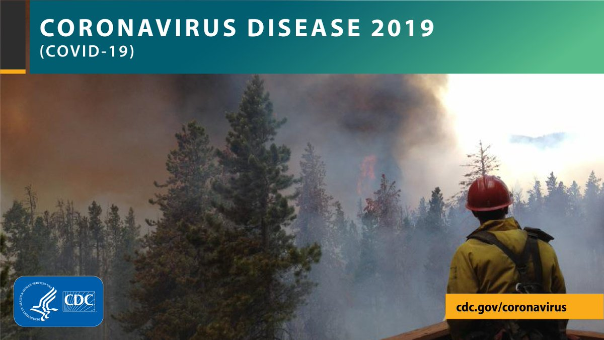 Wildland #Firefighters: Do you have questions about safely responding to fires at different geographic locations during #COVID19? Find answers to your frequently asked questions: go.usa.gov/xvMjp