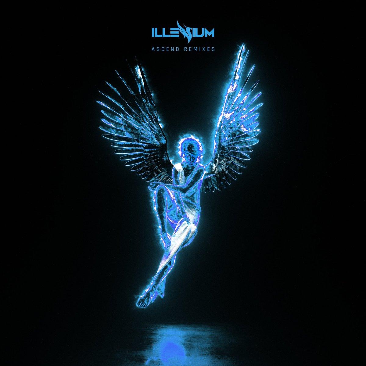 Ascend Remix album out NOW everywhere 🎉🎉 Listen → illenium.lnk.to/ASCENDRMX