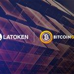 Image for the Tweet beginning: Trade $BTG at LATOKEN exchange! Available