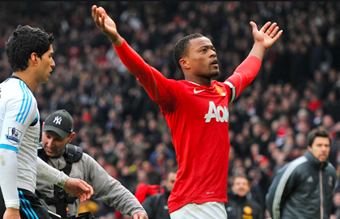 Happy 39th birthday to the great Patrice Evra
