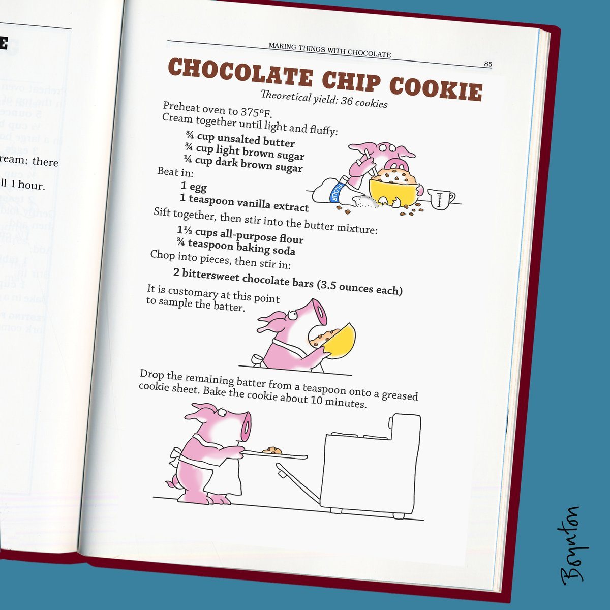 May 15 is National Chocolate Chip Day. Here's a helpful cookie recipe for you. #ChocolateChipDay