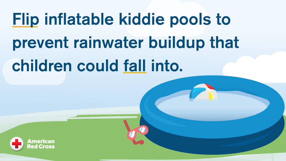 An inflatable pool can be a great way for kids to have fun while they're social distancing under your supervision, but remember this safety step. Sign up for our free Water Safety for Parents and Caregivers online course for more tips. https://t.co/r1CyFscwFL #IWSD2020 https://t.co/pX41hjsa7J