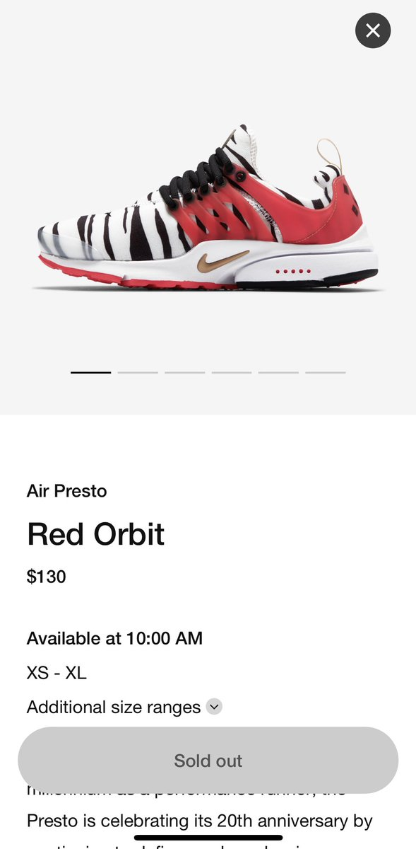 @nikestore That was a blast when can we do it again? 🙃