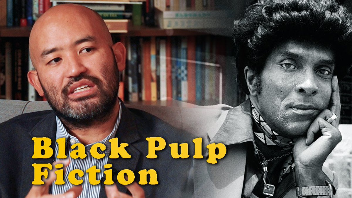 The rise of Black pulp fiction was largely attributed to the success of Blaxpoitation films, like Dolemite, which offered a more raw depiction of African American daily life in the 1970s. @kinohin discusses these trends on the latest  @LeftOfBlack   https://www.youtube.com/watch?v=CVbw3kmmM7Q…pic.twitter.com/cAUnDyD4sj