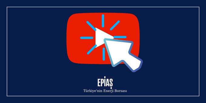 """""""ALGORİTMALAR YARIŞIYOR"""" yarışmamızın tanıtım webinarı  @Enerjik_Epias 'ın youtube kanalında yayınlanmıştır. 📢 Kanalımıza abone olmayı da unutmayalım 😉  İzlemek için 👉 https://t.co/n6kHP3hwiO https://t.co/LGoUs1me78"""