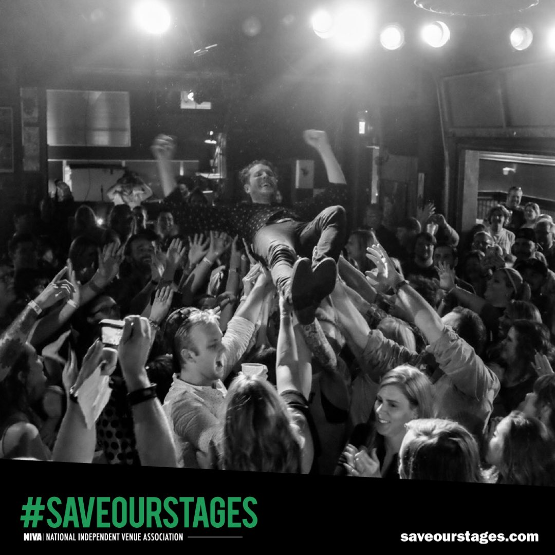 Folks, there is a very real possibility that many independent venues won't make through this situation we're all faced with. We'll need places to play and experience live music when all of this is over. Contact your representatives and visit https://t.co/1AVXuH4LgC #SaveOurStages https://t.co/Zpo8Zg1dlN