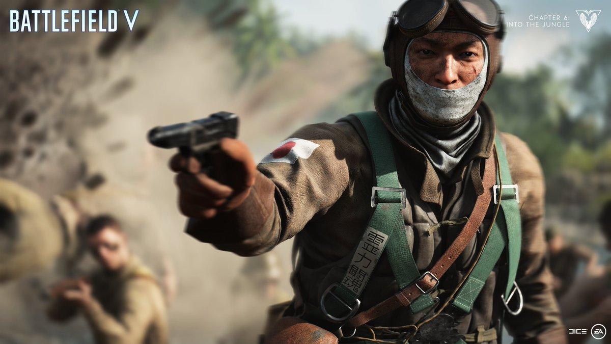 Les notes de patch de la mise à jour 6.6 #Battlefield V déployées cette semaine sont disponibles sur notre forum officiel.   https://t.co/zrSU4DQhuD https://t.co/tcRIlVMXoW