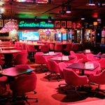 Image for the Tweet beginning: Restaurants around Atlanta are reopening,