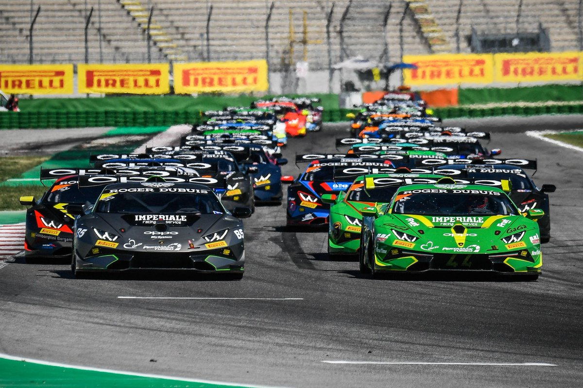 ⚠️ Lamborghini Squadra Corse has announced the new 2020 Super Trofeo Europe calendar, which will feature five rounds and 10 races in accordance with the revised @GTWorldChEu . Discover more on https://t.co/qwWX22Hfnd #lamborghini https://t.co/aHIKHKEGzX