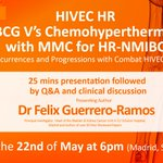 Image for the Tweet beginning:  #HIVEC #AUA20  Please join