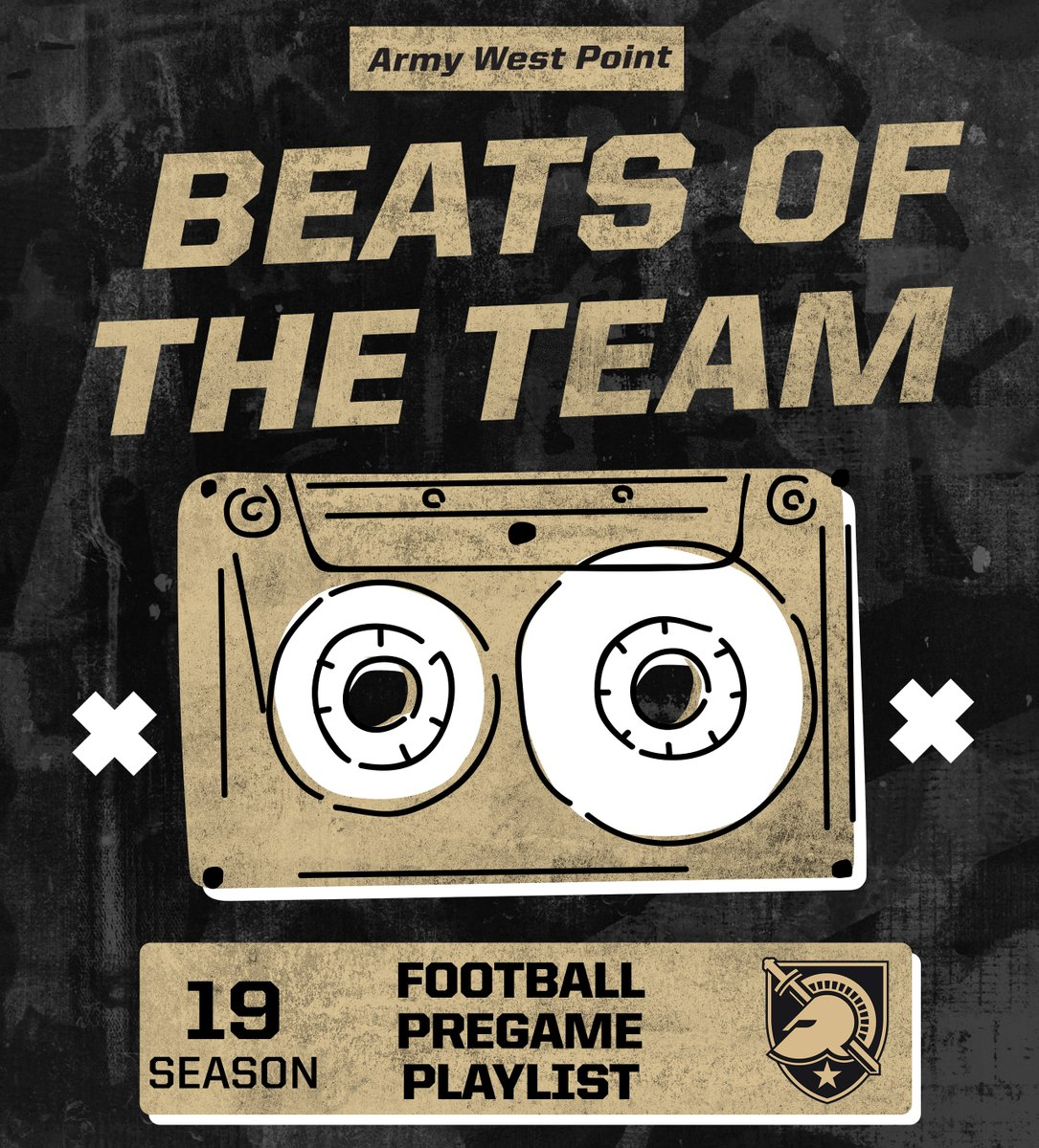 Beats by Army Football. Weve got you setup with our pregame playlist on Spotify. Follow it here🎧 open.spotify.com/playlist/0Ofso… #GoArmy