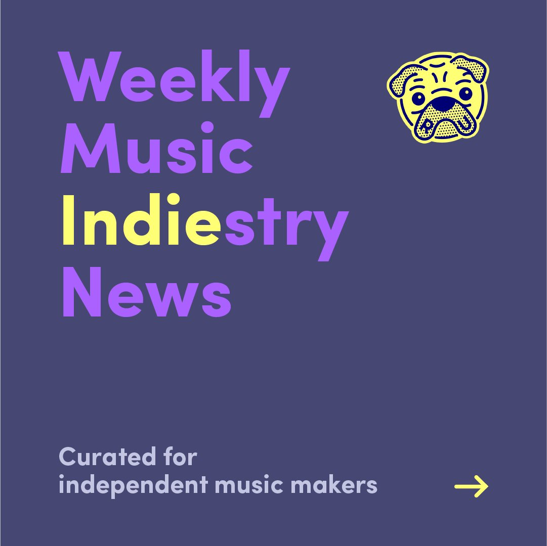 For this week's #musicindustry news weve focused on inspirational reads, updates from the #pandemic world & #news from the #musicstreaming services. Also, dive into the streaming royalties debate with the latest campaigns #FixStreaming & #KeepMusicAlive: fal.cn/386dp