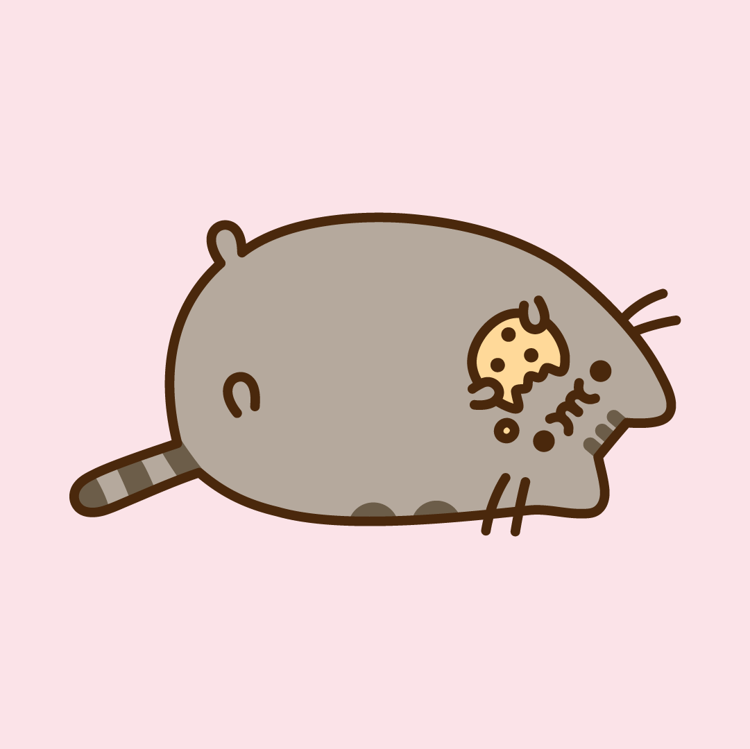 It's #NationalChocolateChipDay! Nom on those chips #Pusheen<br>http://pic.twitter.com/xw9n8Zwnn1
