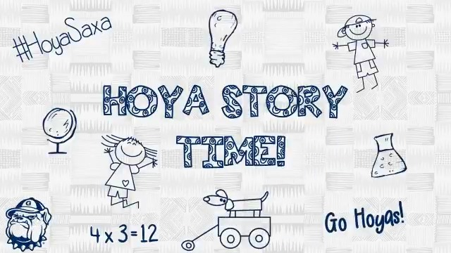 Time for another episode of Hoya Story Time presented by @EVERFI! Our next episode features @HoyasMGolf Head Coach, Tommy Hunter. #HOYASAXA