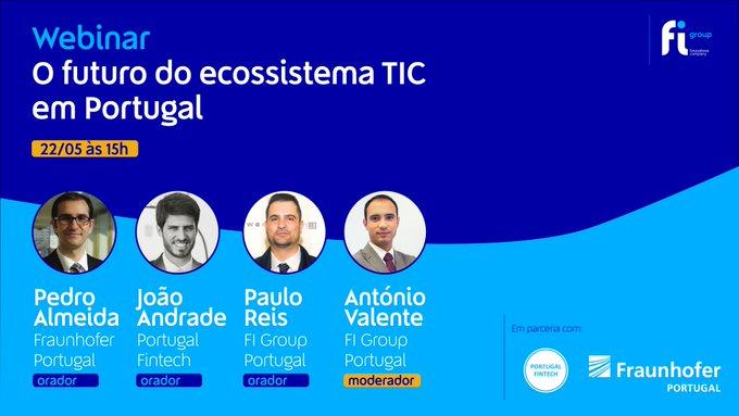 Na próxima sexta-feira, 22 de maio, às 15h, vamos estar à conversa com o Eng.º Pedro Almeida....
