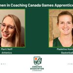 Image for the Tweet beginning: 🙌 Congratulations to Saskatchewan coaches