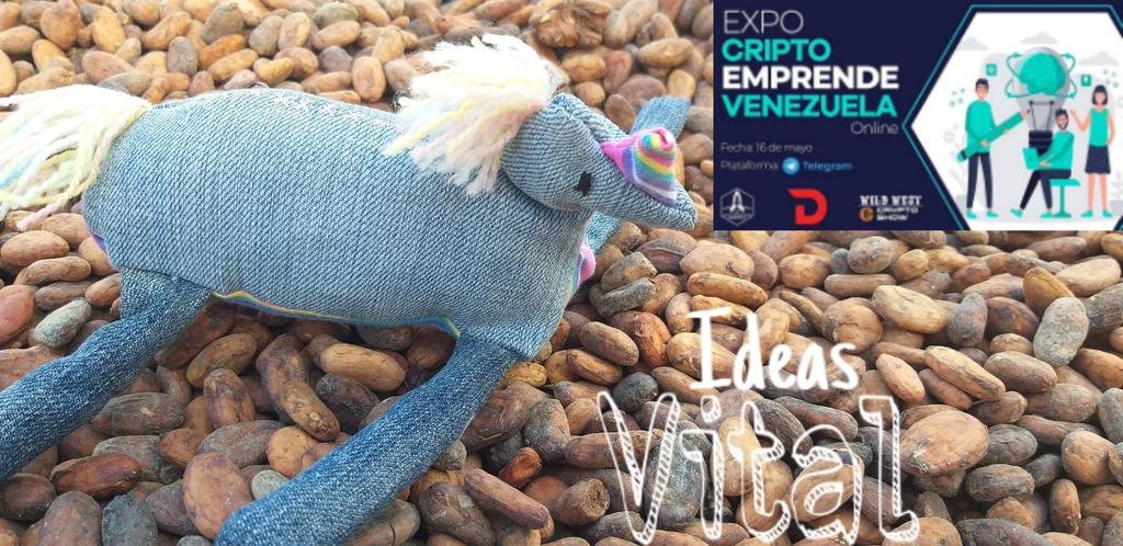 Cripto Emprededores #Venezuela... EXPO #Online mañana.. únete al grupo en #Telegram... apoya, conoce más de $DIVI ... no faltes...  @DiviProject #diviproject #criptoeconomia #RegalaArte #compraArte #UsaArte #pagaencripto #upcycling #juguetesdetela pic.twitter.com/4gLNiAbUl6